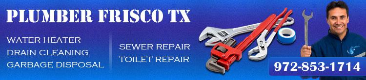 Plumber Frisco TX Banner