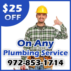 Plumber Frisco TX Coupon