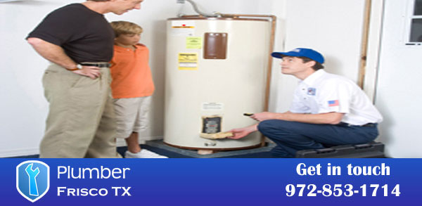 Water Heater Frisco Tx